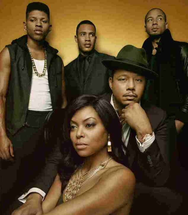 Fox Premieres Empire