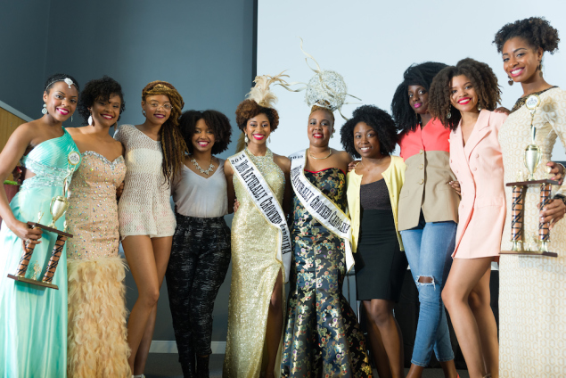 MISS NATURALLY CROWNED CAROLINA