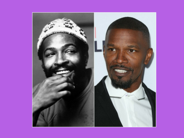 Jamie Foxx Will Produce Marvin Gaye TV SERIES