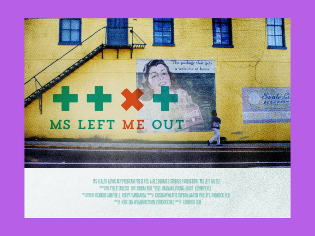 MS Left Me Out Premiere